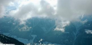 Gletsjerskigebieden in Zwitserland