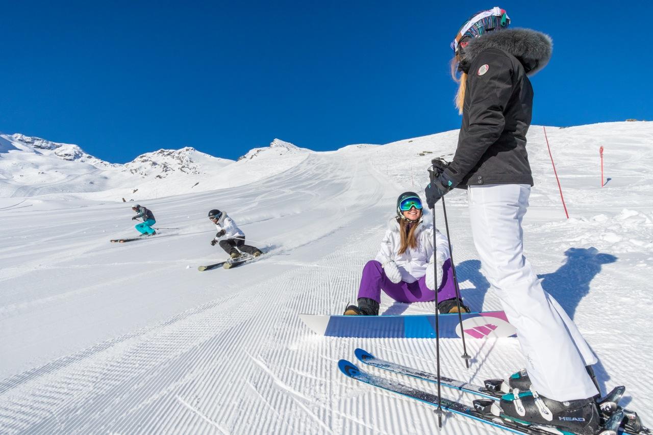 Val Thorens Ski - C.Cattin OT Val Thorens - 017