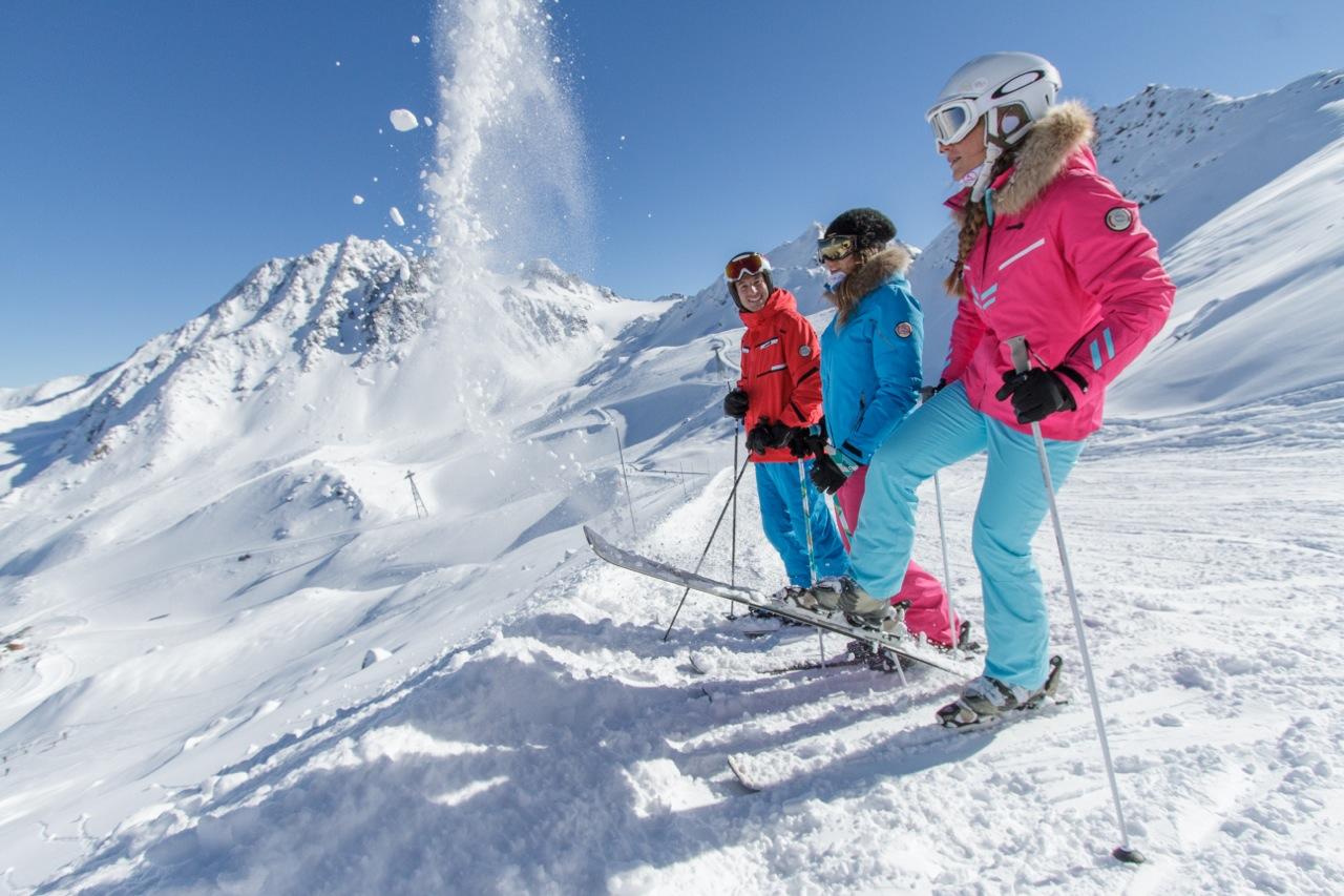 Ski On Piste - C.Cattin OT Val Thorens - 008