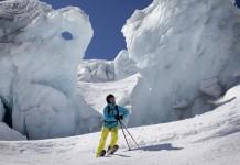 sneeuwzekerheid op gletsjers