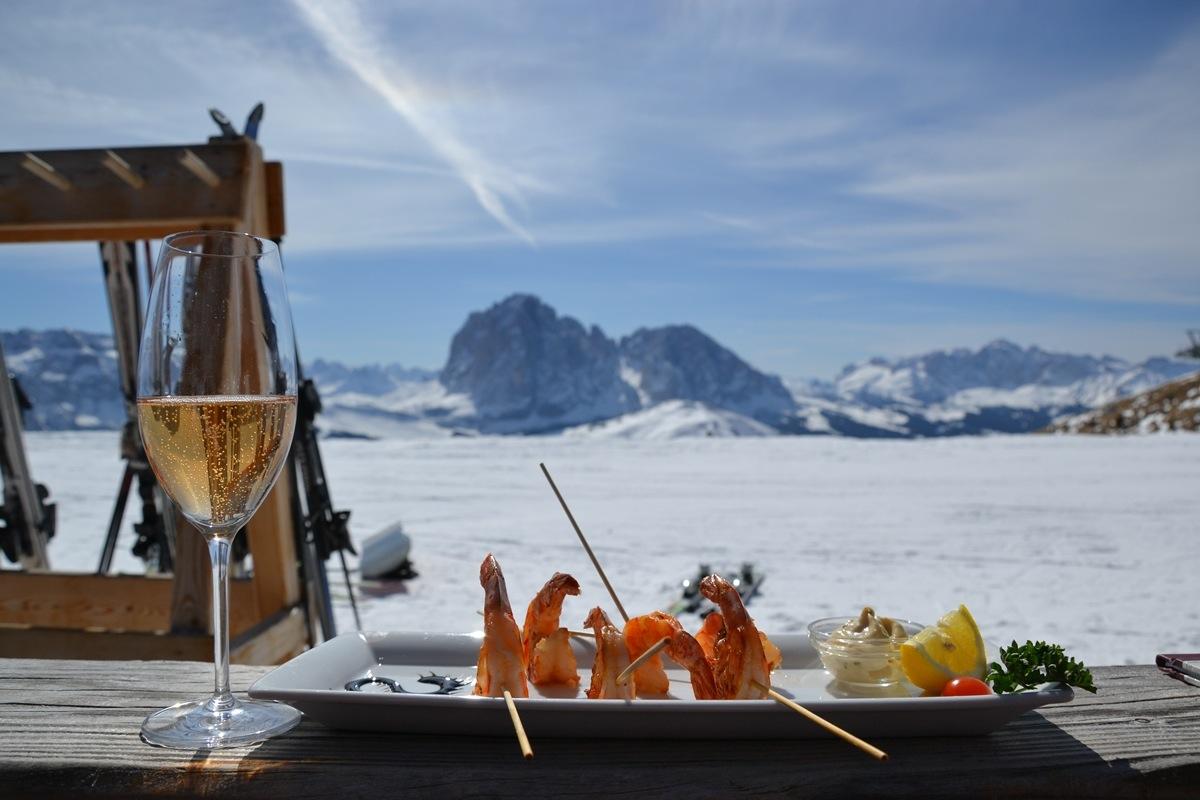 Val Gardena - Wintersport voor Lekkerbekken