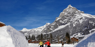 Kandertal Tourismus: Kandersteg