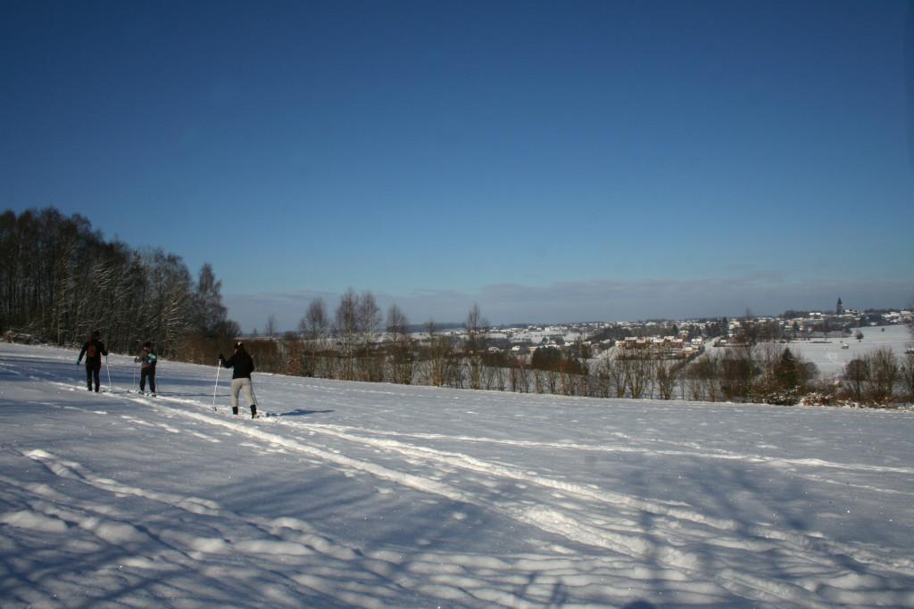 ski de fond Les Maugires_Bertrix 2
