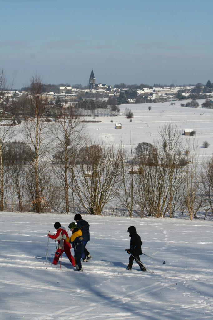 ski de fond Les Maugires_Bertrix 6