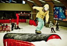 skibanen in België, indoor skipiste in België