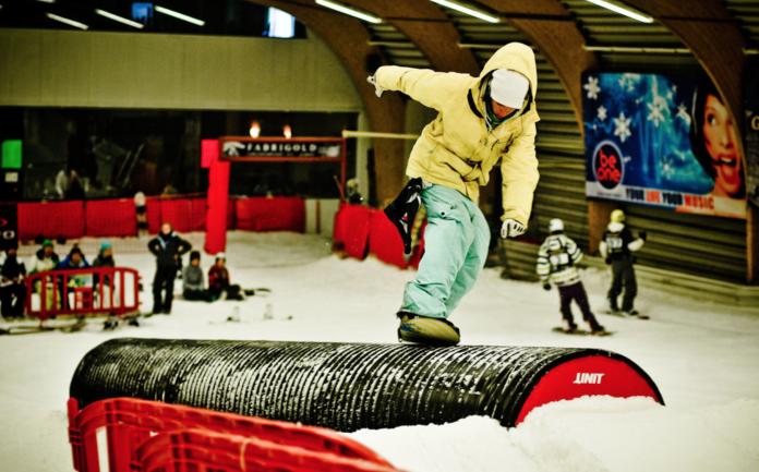 skiën in België, skibanen in België, indoor skipistes in België