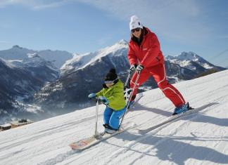 Skigebieden voor beginners, skipiste beginners