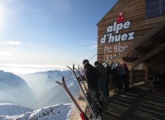 Alpe d'Huez - Pic Blanc