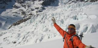 Gletsjerskigebieden in Italië