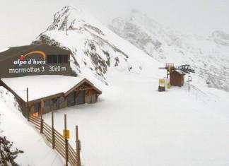 Alpe dhuez 04.01.2016