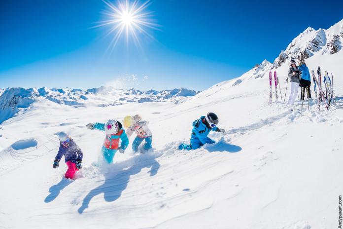 sneeuwzekere skivakantie in Val d'Isere