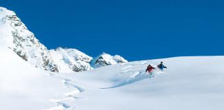 Kaunertal gletsjer ©TVB Tiroler Oberland.