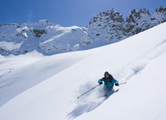 luxe skivakantie in St Moritz