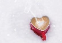 romantische skivakantie in de alpen, Skiën met Valentijn