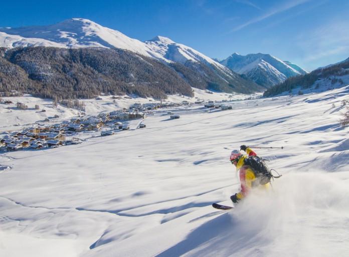 Skipass free voorjaarsskiën in Livigno
