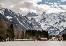 Kamperen in de sneeuw
