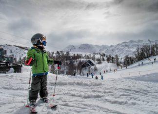 Op sneeuwjacht in de Balkan.