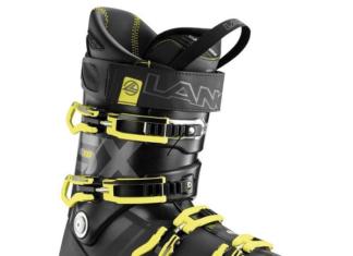 Lange SX100 skischoen 2017