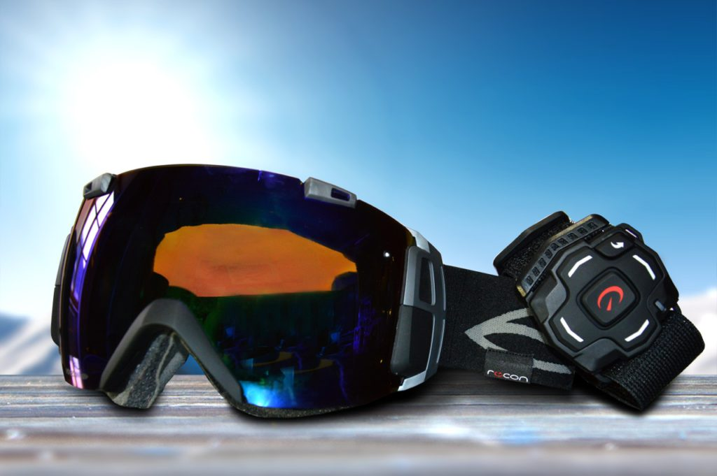 Datenskibrille - Ski Amade