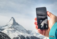 Skiapp Zermatt