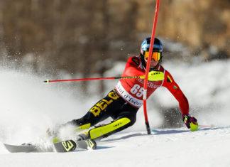 Belgische alpineskiërs op de winterspelen 2018