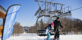 skiën in de Franse Vogezen