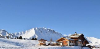 gezinsvriendelijk skigebied la plagne, Franse skigebieden met veel groene pistes