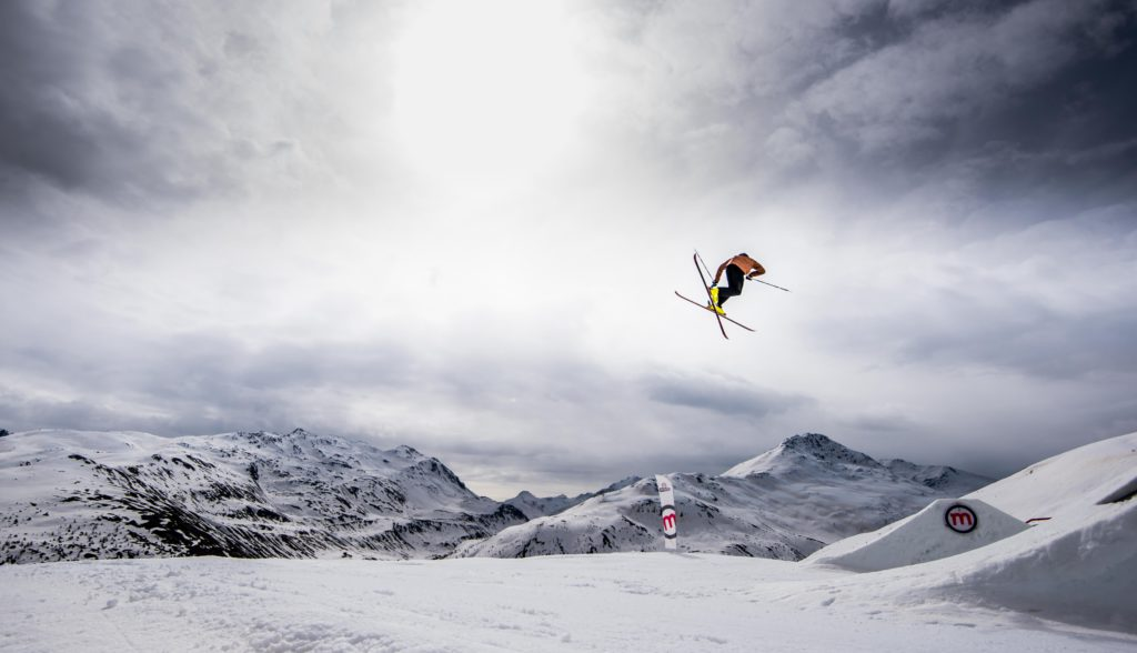Freestyle Livigno - Eric Verbiest