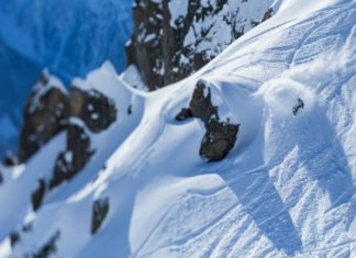 Sammy Luebke, Freeride World Tour