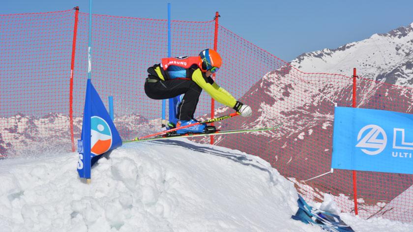 BK Skicross Quillan Bruers