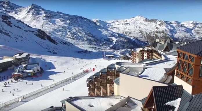 Skigebied Val Thorens