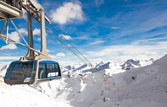 Skiën in Arosa en Lenzerheide