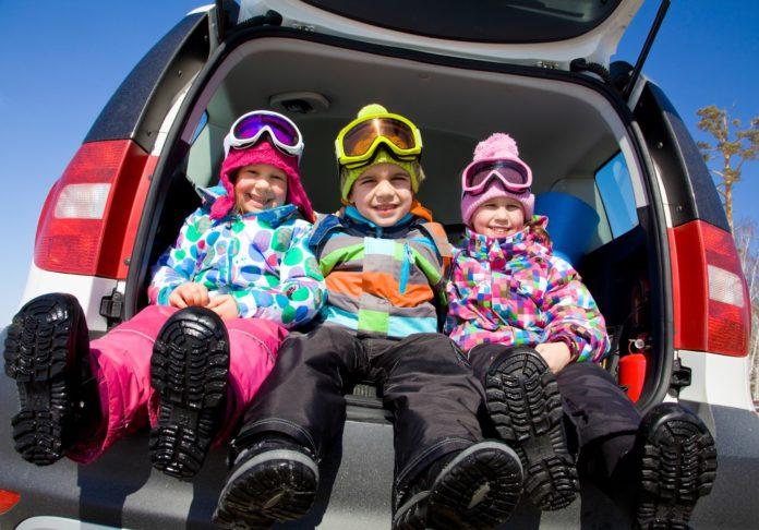 Spelletjes voor in de auto ; een lange autoreis met kinderen