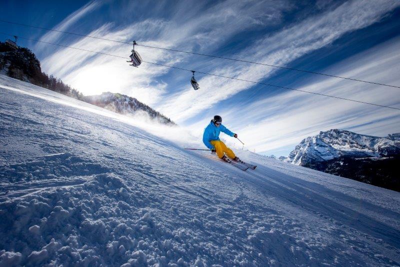Afdaling © Berchtesgadener Land Tourismus