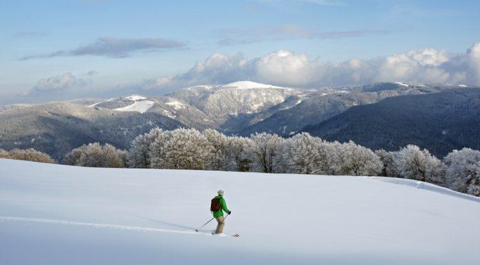 Wintersport in Duitsland © DZT, Susanne Bayer, Schwarzwald Tourismus