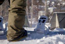 Win Union Force snowboardbinding