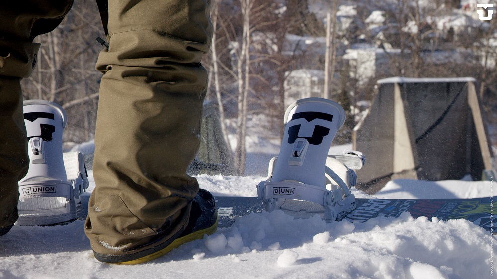 Win Union Force snowboardbinding