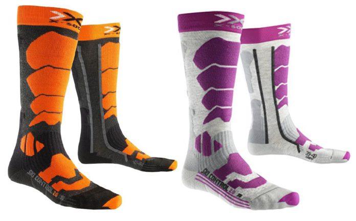 Win X-Socks Ski Control