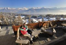 Zwitserland hoofdpartner van de nieuwe indoor skibaan in Antwerpen