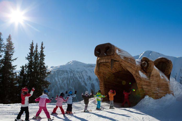 de beste skigebieden voor families in Tirol