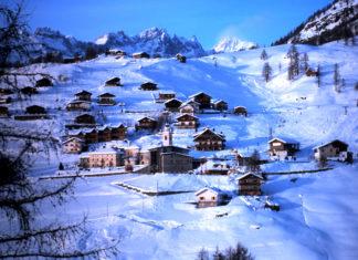 de mooiste autovrije skigebieden in de Alpen