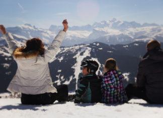 wintersport in Portes du Soleil