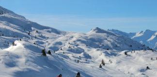 skiën in familieskigebied Vaujany