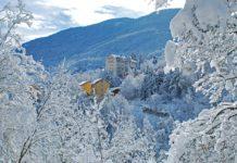 Wellness en ski in Brides-les-Bains