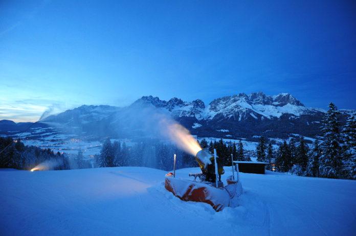 ecologische maatregelen in skigebieden