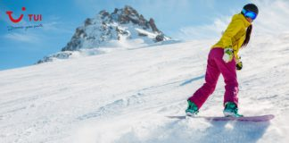 Doe mee & win een TUI skivakantie!