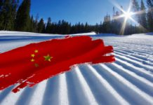Skiën in Chinese skigebieden, skiën in China(c) SIN Snow Industry News
