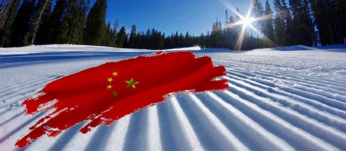 Skiën in Chinese skigebieden (c) SIN Snow Industry News
