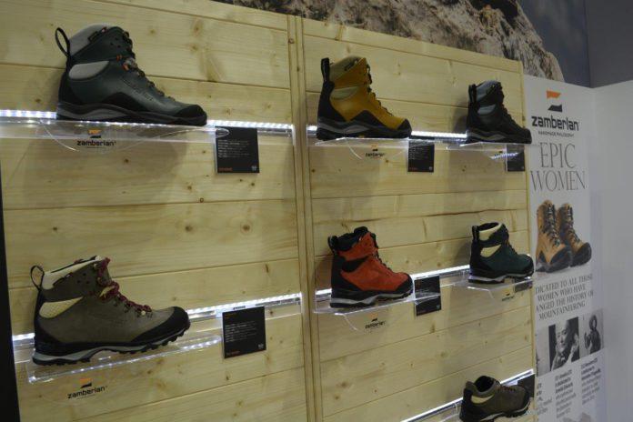 ISPO trends 2019/2020 schoenen : Zamberlan