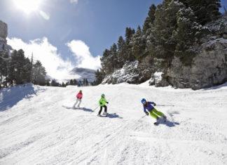 vijf redenen om in de lente te skiën in Frankrijk